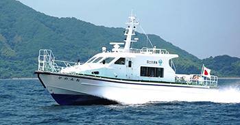 港湾業務艇・交通船・警戒船|一...